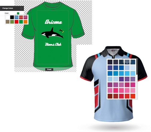 T Shirt Design Software