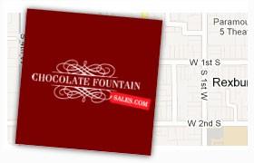 Chocolate Fountain Sales.com
