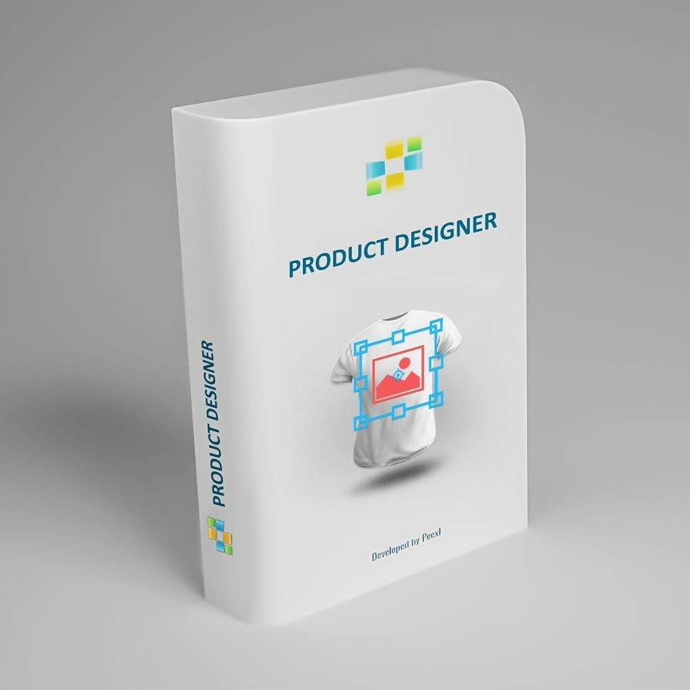 Magento Simple Product Designer