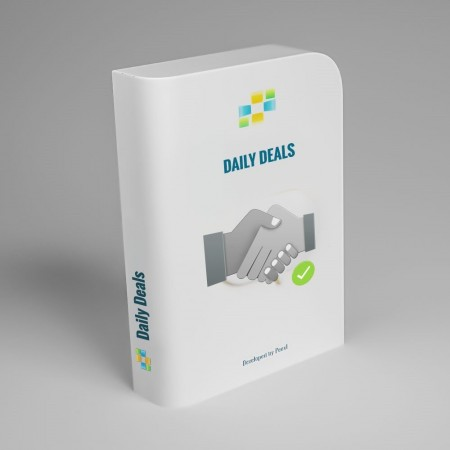 Daily Deals extention