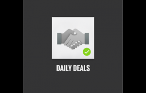 Daily Deals Magento Extension